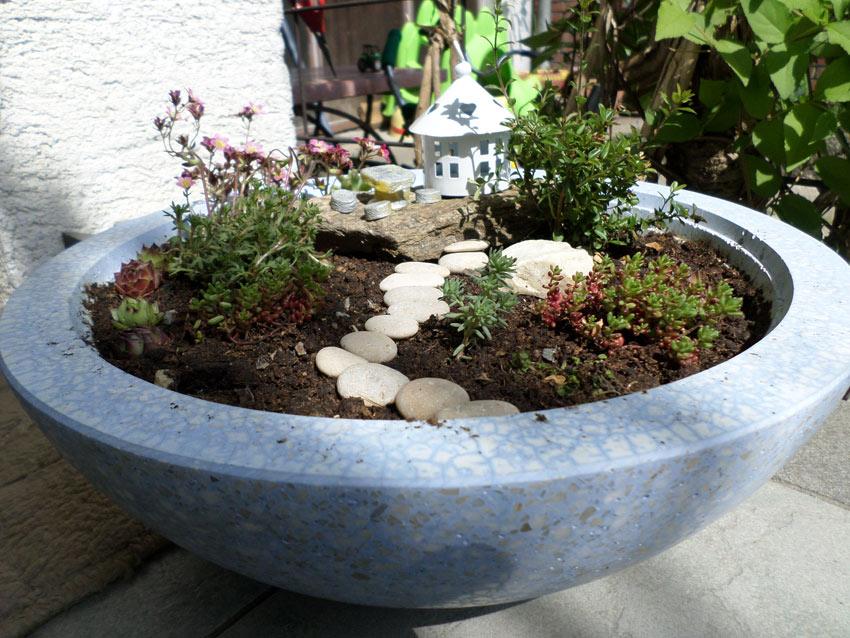 Ukrasne kulir žardinjere za cvijeće za terasu, vrt ili kucu › Individualna ob...